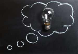 bombilla, pensar, poesía y juventud, filosofía