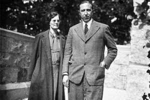 Pedro Salinas y Margarita en América