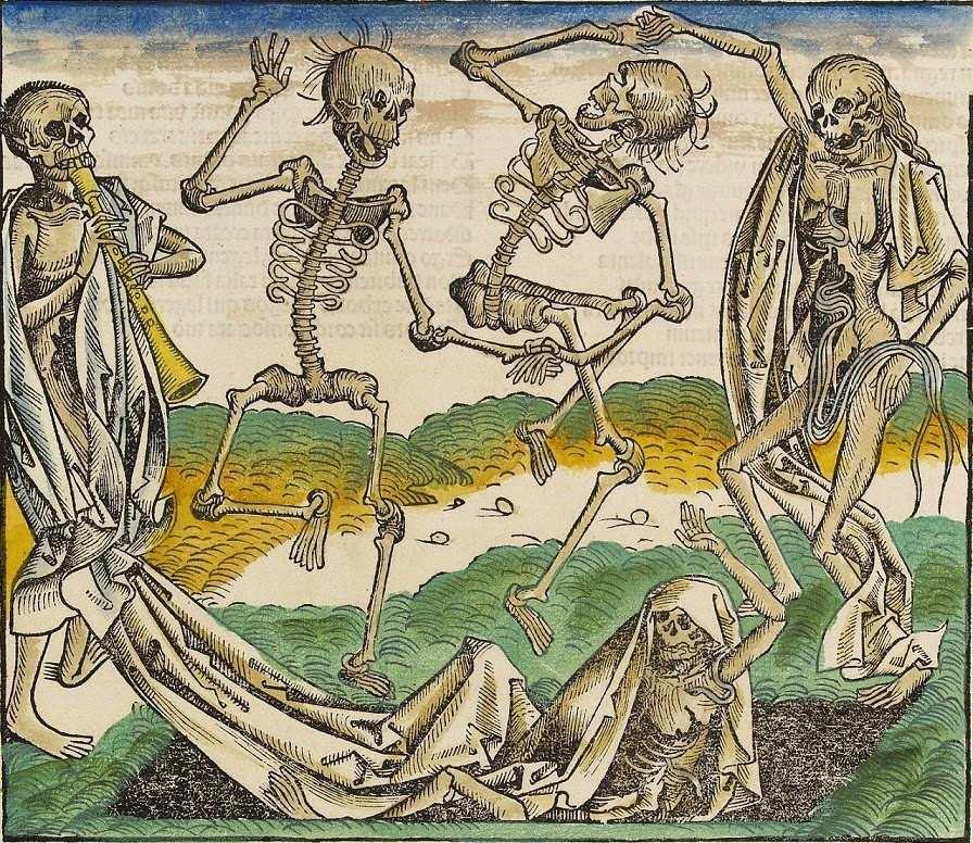 Danza de la muerte, Ubi Sunt, Ubi Sunt Cervantes, Ubi Sunt Jorge Manrique, Ubi Sunt tópico literario, Ubi Sunt ejemplos