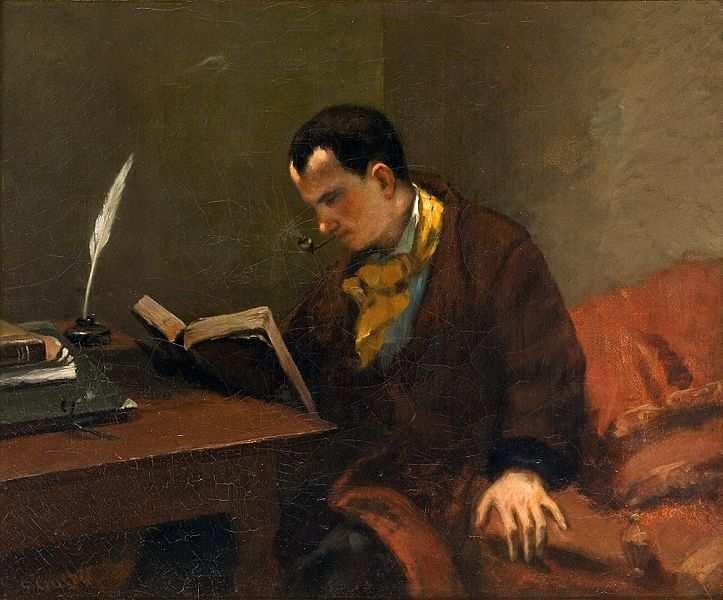 Beaudelaire, de G. Courbet