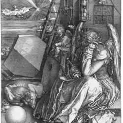 Melencolia I A. Durero, 1514